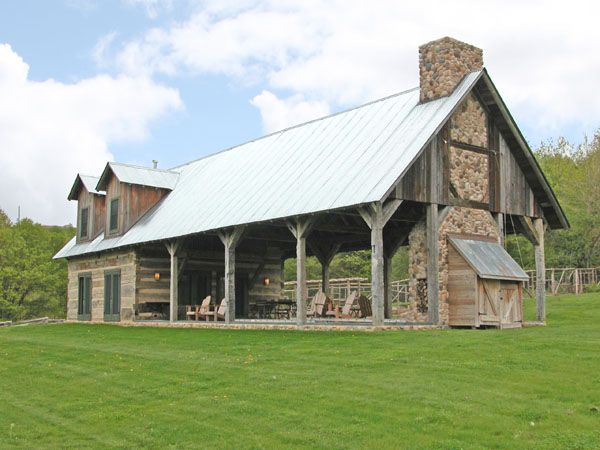 Learn about pole barn homes outdoor living online for House that looks like a barn
