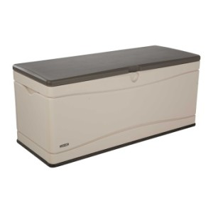 The Lifetime Extra Large Deck Box, Perfect For Patio Furniture Cushions And  Outdoor Play Things