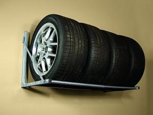 outdoor tire storage