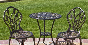 Creating Memories with Wrought Iron Outdoor Furniture