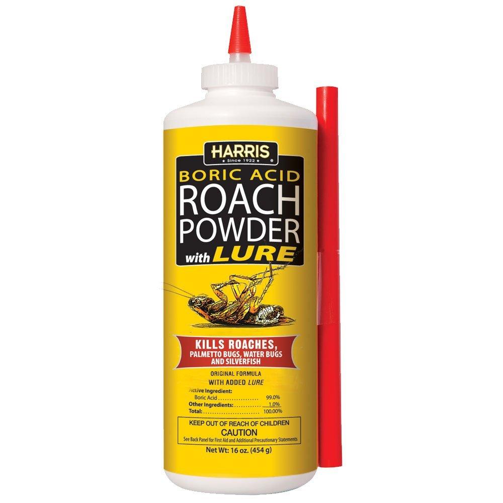 harris boric acid roach killer