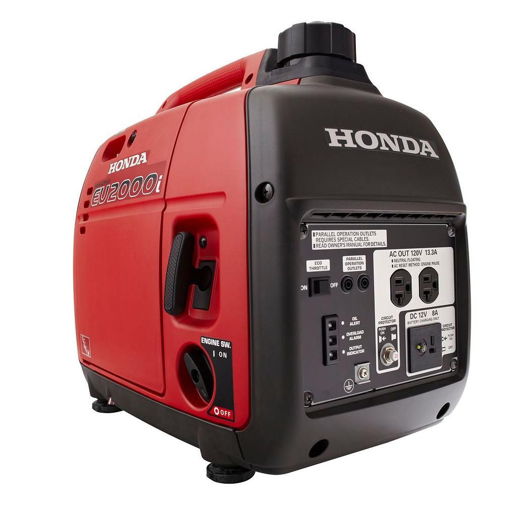 Honda EU2000I 2000-Watt Super-Quiet best Inverter generator
